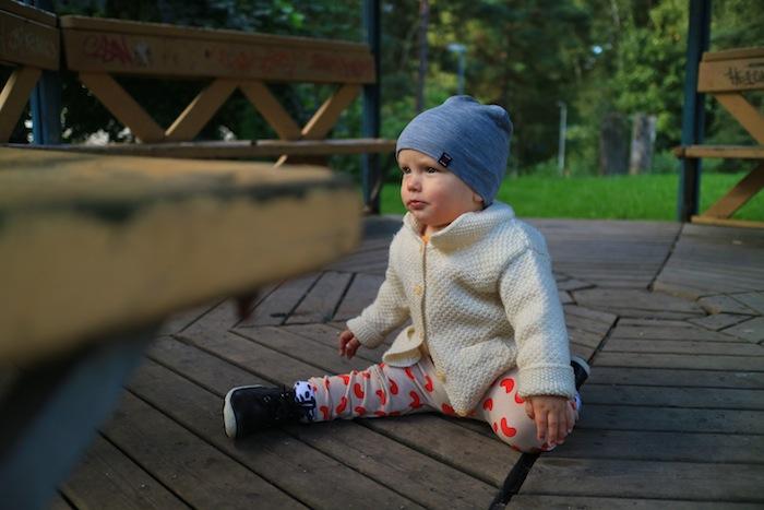 Vauva 11kk Kehitys
