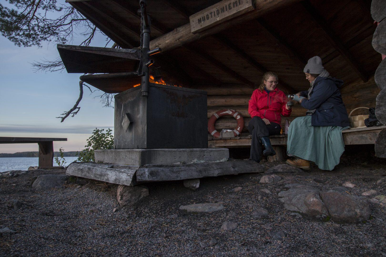 ©Lahiomutsi Mantyharju VR Junalla Ruska Matkailu Reissu Matka Kotimaanmatkailu-7747