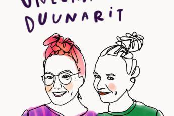Unelmaduunarit Hanne Valtari Satu Ramo Podcast